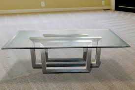 espresso beveled glass coffee table coffee table china best rectangle beveled edge clear float tempered