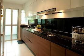 Kitchen Top Designs Kitchen Color Scheme White Top And Brown Bottom Black Granite
