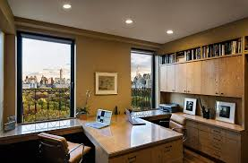 Two Person Desk Design Ideas And Solutions For You - Home office desk design ideas