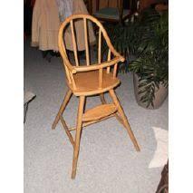 chaise bebe en bois chaise haute bebe bois d occasion