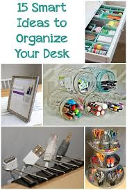 How To Organize Your Desk At Home For School Whether We Talk About Home Office Or Work Office Organization Is