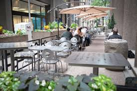 Kitschy Decor The Top 5 Patios On King East