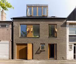 Holland Park Mews House  Prewett Bizley architects  Passivhaus