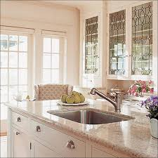 Decorative Cabinet Glass Panels by Kitchen Glass Kitchen Cabinet Doors For Sale Shelves With Glass