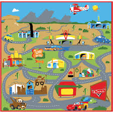 Kids Play Rugs With Roads by Cars Rug Roselawnlutheran