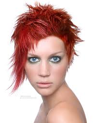 very short razor cut hairstyles very short asymmetrical razor cut with layers haircut