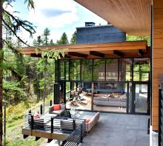 fake balcony with steel glass home balcony rustic and contemporary