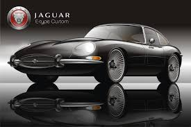 jaguar custom e type 1