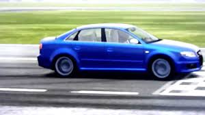 audi rs4 review 2006 audi rs4 around top gear test track