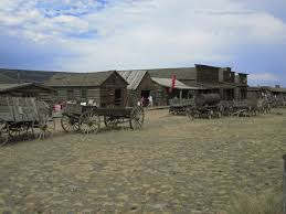 wild western towns in the usa