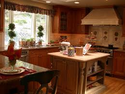 nice rustic kitchen framed glass windows traditional dining