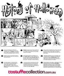 The Origins Of Halloween by Interesting Facts The History Of Halloween