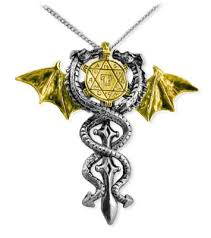 dragon cross necklace images Dragon jewelry collection 2013 jpg