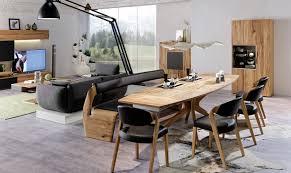 Esszimmer M El Massivholz Moderne Esstisch Stühle U2013 Möbel Täglich