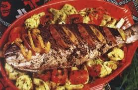 recette de cuisine poisson recette de poisson farci une recette de cuisine marocaine