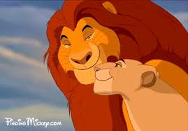 The Lion King Mufasa And Sarabi Walt Disney Studios Animated Mufasa King
