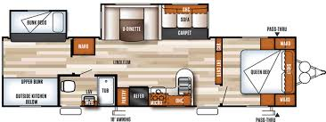 Fleetwood Pioneer Travel Trailer Floor Plans New Or Used Travel Trailer Campers For Sale Rvs Near Raleigh