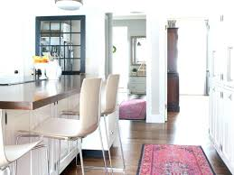 Rug In Kitchen With Hardwood Floor Rubber Backed Area Rugs On Hardwood Floors Floor Extraordinary