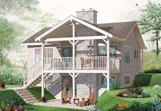 Lake House Plans Walkout Basement Walk Out Basement House Plans Brakodel Info My Interesting