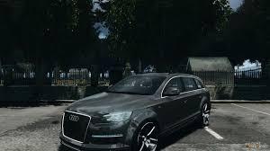 Audi Q7 Modified - audi for gta 4 page 12