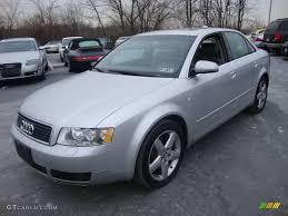 audi a4 2004 silver 2004 brilliant silver audi a4 3 0 quattro sedan 25500798