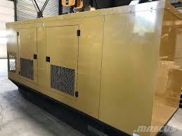 olympian ges 550 1 diesel generators year of manufacture 2013