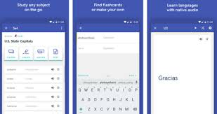 quizlet tutorial video 6 flash card apps for android compared which is the best