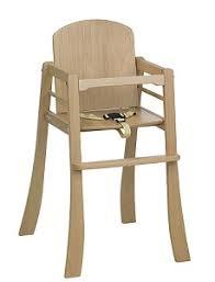 chaise haute geuther en bois pour bébé comparateur de mamans