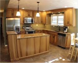 kitchen island narrow kitchen island with built in microwave