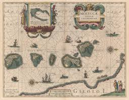 Maps Spice Islands Historic Maps