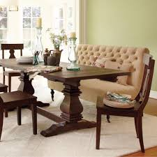 oyster harper banquette banquettes dining room table and dining
