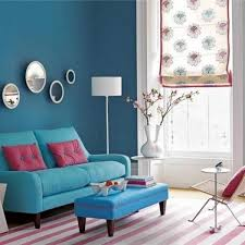 Pink Living Room by Pink And Blue Room Ideas