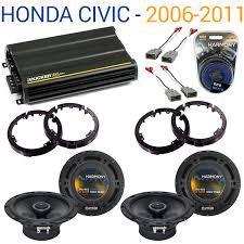 2006 honda civic speakers honda civic 2006 2011 oem speaker replacement 2 r65