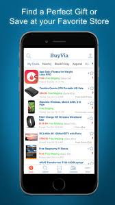 app to find the best black friday deals buyvia best deals shopping on the app store