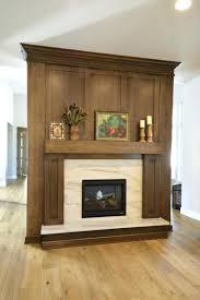 floating room divider view in gallery fireplace as nicolas tye