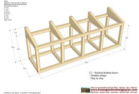 chicken coop plans free download pdf 4 home garden plans chicken