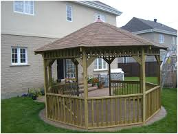 backyards superb gazebo kits ideas 119 backyard pergola