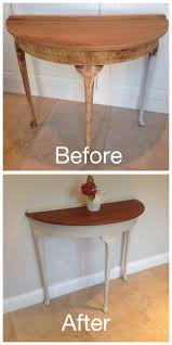 Entry Table Decor by Best 25 Half Moon Table Ideas On Pinterest Moon Table Small