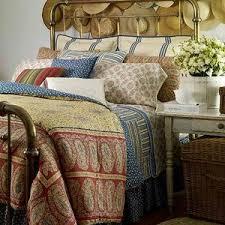 Ralph Lauren Antigua King Comforter Ralph Lauren Chaps Montauk King Comforter 4 Piece Set Paisley