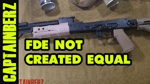 flat dark earth fde is not created equal youtube