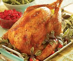 herb butter roasted turkey with pinot noir gravy finecooking