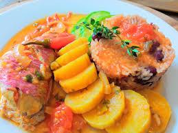 de cuisine antillaise court bouillon de poisson je cuisine créole