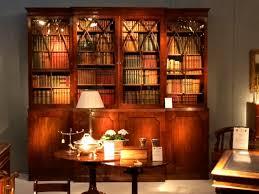 Bookcase Mahogany Sold 18th Century Mahogany 4 Door Library Bookcase Antique