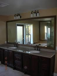 double vanity bathroom mirrors photo 10 beautiful pictures of