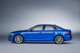 family car side view t minus three days to uk launch of the all new audi a4