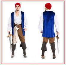 Halloween Pirate Costumes Popular Pirate Costume Man Buy Cheap Pirate Costume Man Lots
