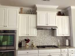 how to finish the top of kitchen cabinets how to finish the top of kitchen cabinets decorating above kitchen