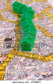 monopoly map monopoly houses on a map stock photo royalty free image
