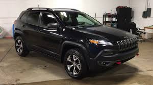 ford jeep 2016 2016 jeep cherokee trailhawk freedom ford youtube