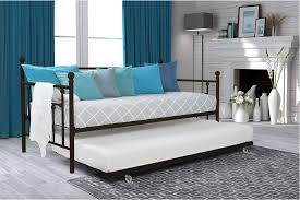 dhp furniture manila twin size daybed and twin size trundle